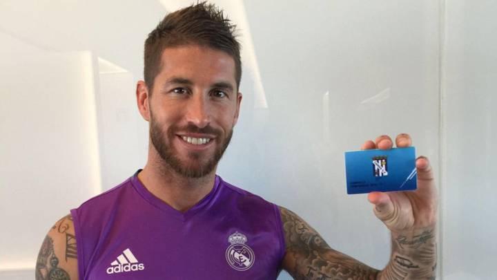 """Los jugadores del Real Madrid se """"suben al tren"""" del Camas CF"""