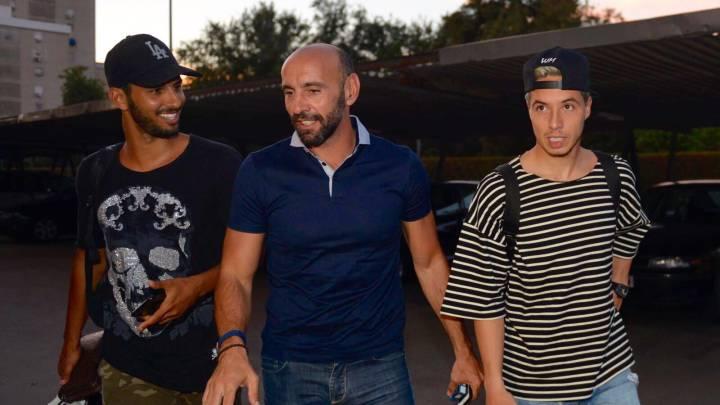 Nasri ya está en Sevilla: llega cedido por una temporada