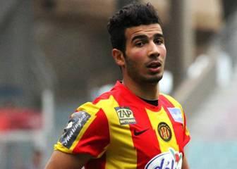 Serrano apunta a Jouini como solución ofensiva del Tenerife
