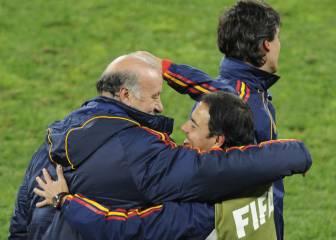 Ningún seleccionador español perdió en su debut en 28 años