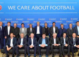 Zidane, novedad en Nyon y Simeone, el gran ausente