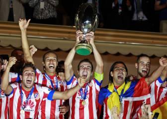 31-A: el Atleti golea al Chelsea en la Supercopa de Europa