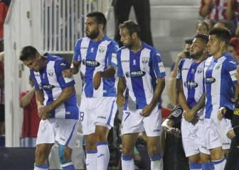 El Leganés triunfa con patrocinios extranjeros