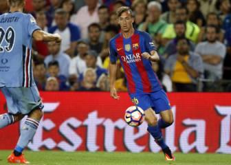 Juan Cámara llega al Girona cedido por el Barça B