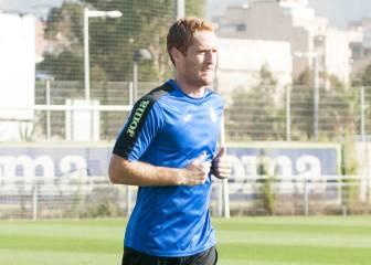 Álex Fernández es el centrocampista elegido