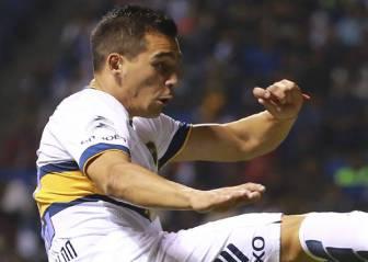 El medio Franco Cristaldo llega cedido al Rayo de Boca Juniors