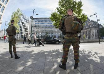 Bélgica recibe a la Selección en 'Nivel 3' de alerta antiterrorista