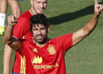 La afición no duda: Morata, muy por delante de Costa y Alcácer