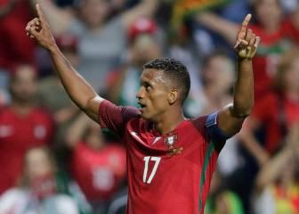 Portugal arrolla con gol de Pepe y André Gomes se lesiona