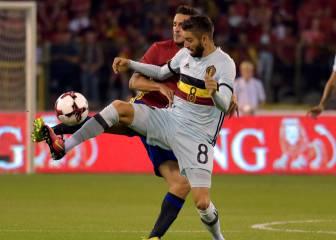 Bélgica 0 - 2 España: resumen, resultado y goles del amistos
