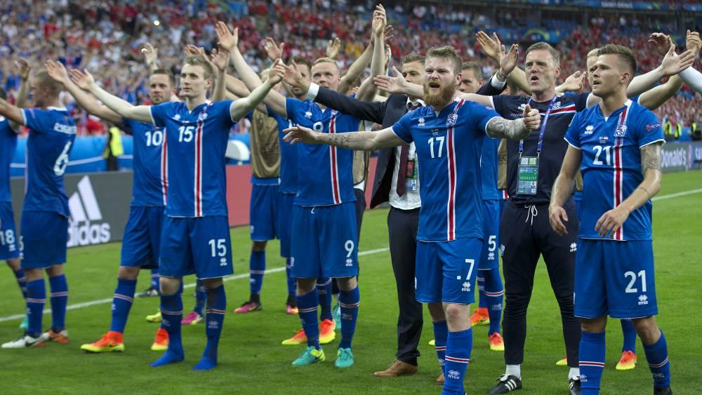 Resultado de imagen para seleccion islandia
