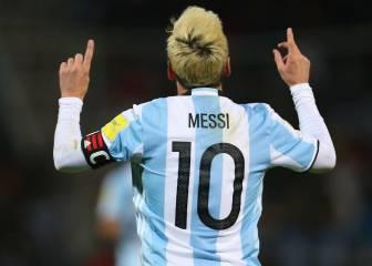 Messi acerca la clasificación para el Mundial de Rusia