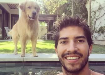 Lucas Silva se encuentra en Madrid y bajo control médico