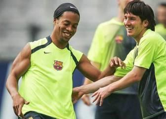 El Barça abre oficina en Nueva York; estará Ronaldinho
