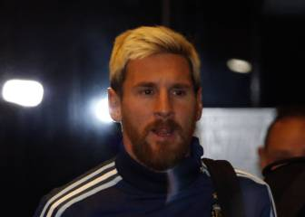 Bauza confirms that Messi is due to fly back to Barcelona