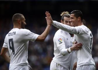 La BBC está apta y amenaza a 6 jugadores: Asensio, Morata...