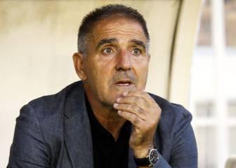 Paco Herrera, encantado: