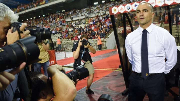 La prensa belga suspende a Martínez en su debut