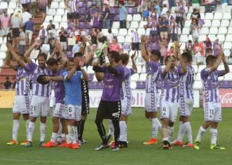 Igor y Mata derrotan al Girona y el Valladolid duerme como líder
