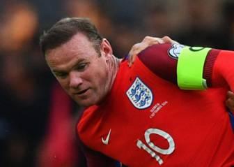 Rooney suma 116 partidos con Inglaterra y supera a Beckham