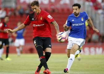 El Mallorca no puede con un sólido Oviedo y sigue sin ganar