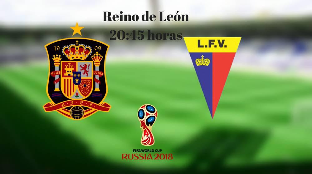 Resultado de imagen para Imágenes de España vs Liechtenstein