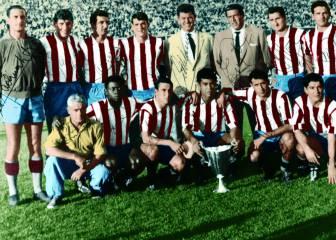 5-S: El Atletico de Madrid gana la Recopa de Europa (1962)