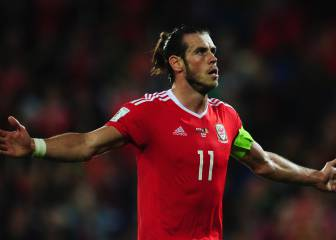 Bale prosigue la fiesta de Gales ante una débil Moldavia