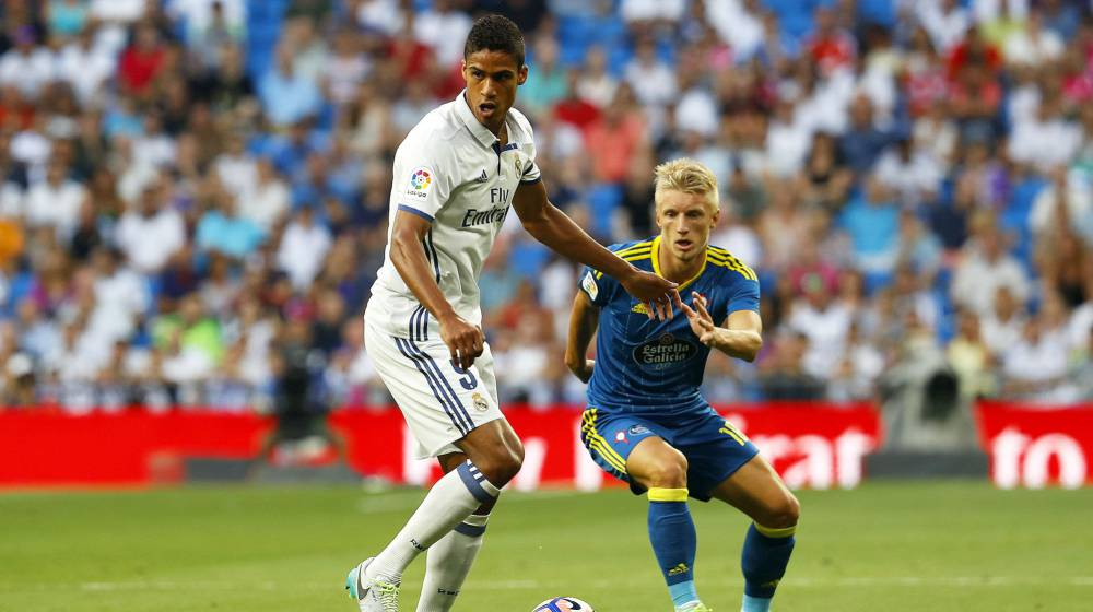 Raphael Varane makes revelation about Manchester United approach
