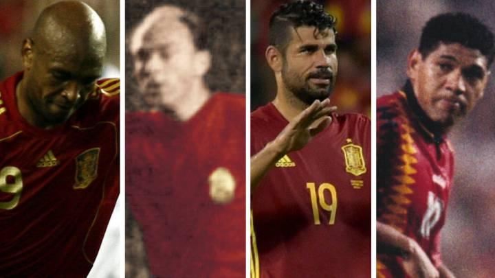 Los 11 jugadores nacidos fuera de España con más partidos