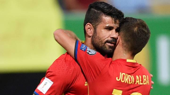 """Diego Costa se disculpa: """"Fue un calentón, pido perdón"""""""