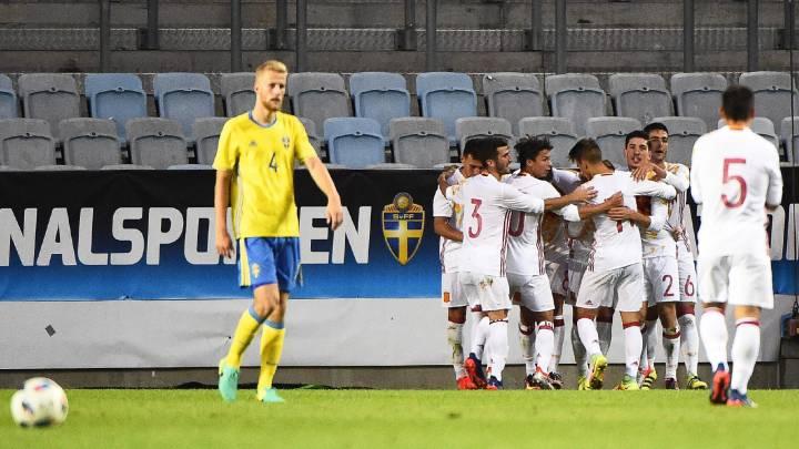 Las cuentas de la Sub-21 para estar en la Eurocopa