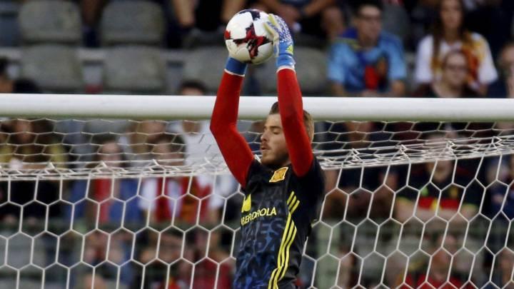 """De Gea se acuerda de Casillas: """"Es un poco raro estar sin él"""""""
