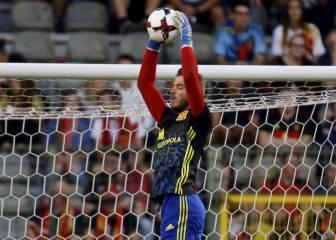 De Gea se acuerda de Casillas: