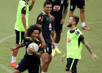 Casemiro y Marcelo son vitales en la nueva 'canarinha'