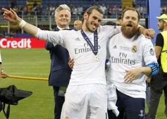 Bale 'ficha' para Gales a un fisioterapeuta del Madrid