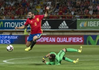 El Atlético espera la versión de Koke con la Selección