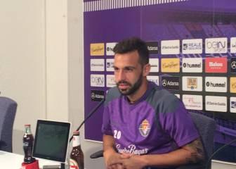 Guitián vuelva a Zaragoza con un Pucela de circunstancias