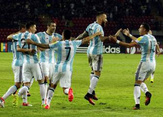 No Messi, no Kun, no Higuain -but Otamendi saves Argentina