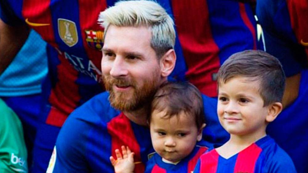 messi son 2016 Gallery