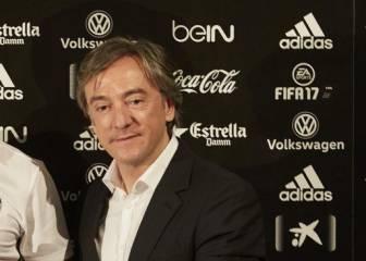 Pitarch reconoce que Fede se quiso marchar del Valencia