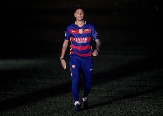 Así se encontrará Neymar al Barça tras 111 días fuera