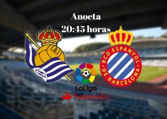 Real Sociedad vs Espanyol: resultado, resumen y goles