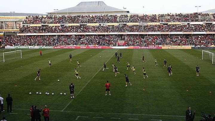 España-Macedonia se jugará en Granada el 12 de noviembre