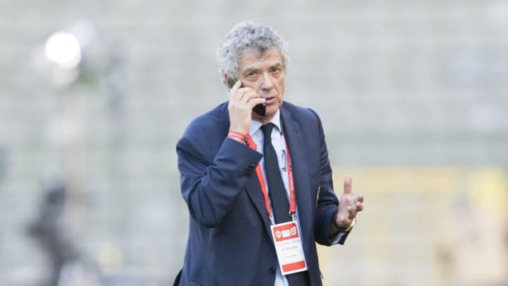 Fracasa otro plan de Villar: verá al juez sin reglamento electoral
