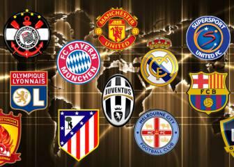 Europa, EE UU, China y Brasil planean una Superliga mundial