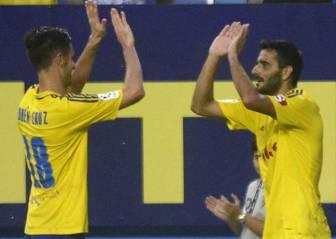 Cádiz-Córdoba, Rayo-Nàstic y Valladolid-Tenerife en 3ª ronda