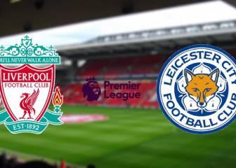 Liverpool 4 - 1 Leicester: resúmen, goles y resultado