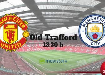 Manchester United 1 vs Manchester City 2: resumen, goles y resultado