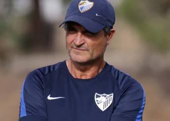 """Juande: """"Que siga Camacho hace mucho bien al equipo"""""""